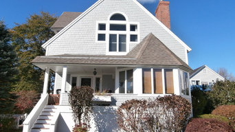 Rye, NH - James Hardie Siding