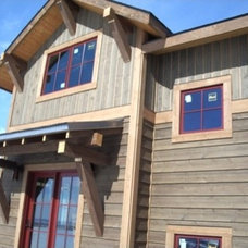 Exterior by Montana Timber Products
