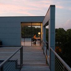Modern Exterior by Sago International