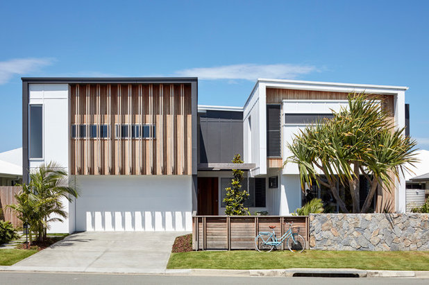 Contemporary Exterior by Base Architecture