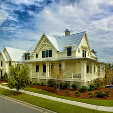 Traditional Exterior by Cobb Architects