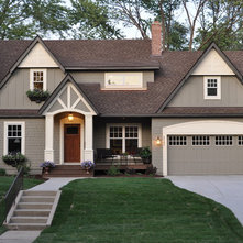siding colors to match red brick