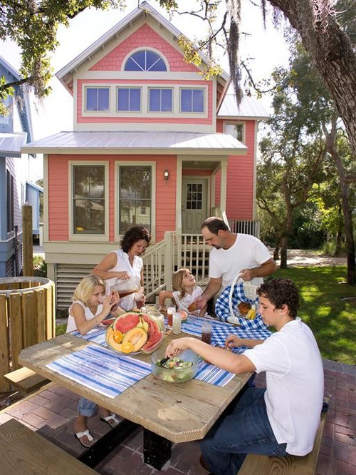 Traditional Florida Style Home Design Ideas Pictures