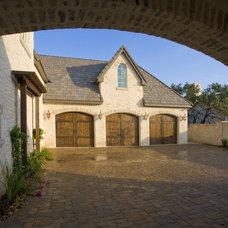 Traditional Exterior by Sam Allen Custom Home Design