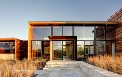 Houzz Tour: Modern Luxury in the Hamptons