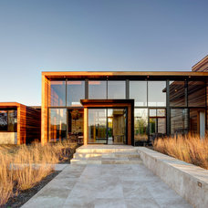 Contemporary Exterior by Bates Masi Architects LLC