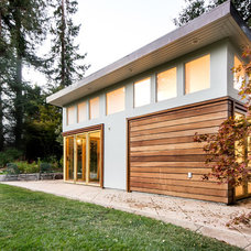 Modern Exterior by Bill Fry Construction - Wm. H. Fry Const. Co.