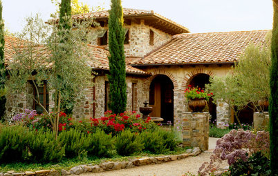 Roof Materials: Get an Old-World Look With Clay Roof Tiles