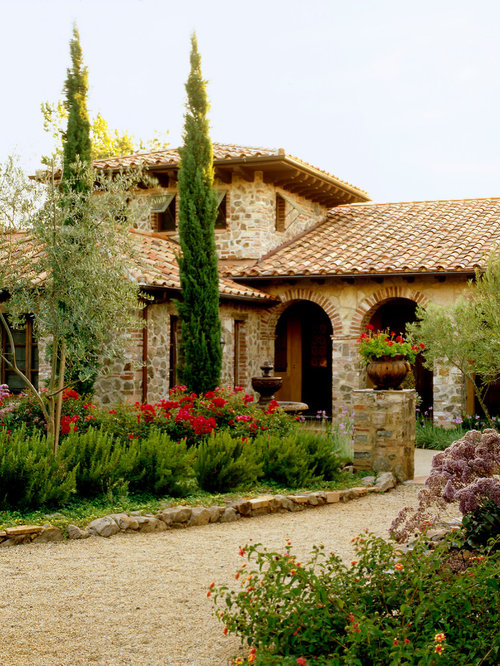 Clay Tile Roof Home Design Ideas Pictures Remodel And Decor