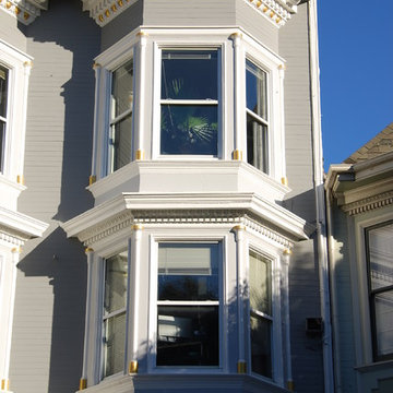 San Francisco Painted Lady Painting Project