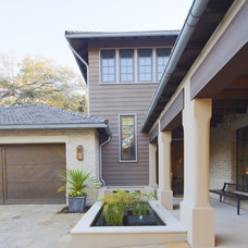 Traditional Exterior by Jones Architecture