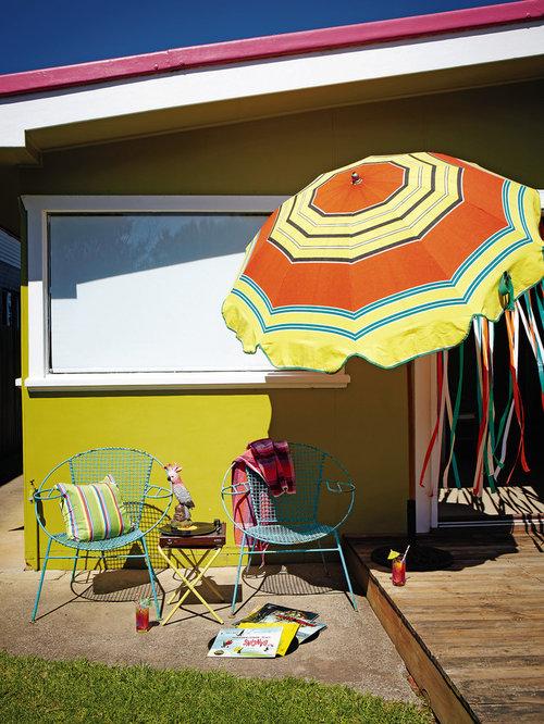 Newcastle maitland exterior design ideas renovations for Beach house designs newcastle