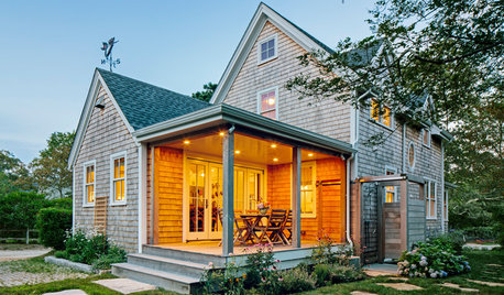 Houzz Tour: Martha's Vineyard Renovation Preserves Memories