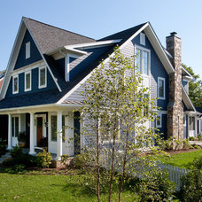 Traditional Exterior by Sandy Spring Builders