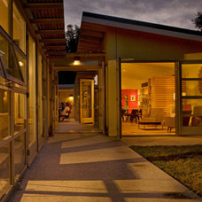 Contemporary Exterior by Nick Noyes Architecture
