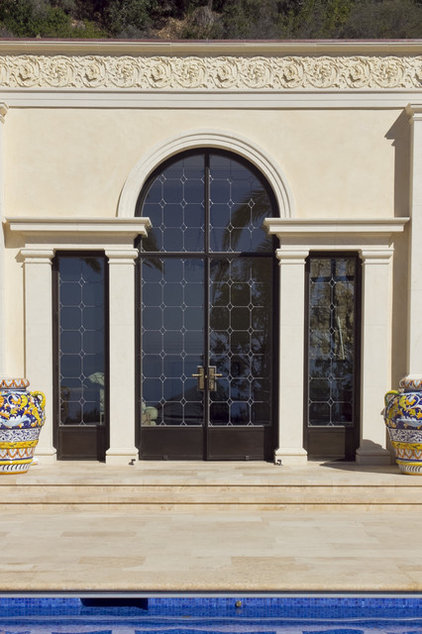 Traditional Exterior by Riviera Bronze Mfg.