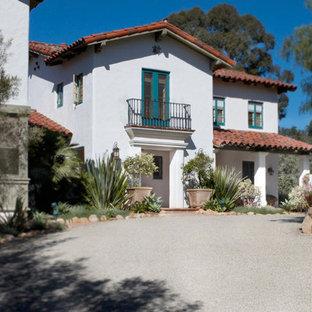 75 Most Popular Mediterranean Exterior Home Design Ideas