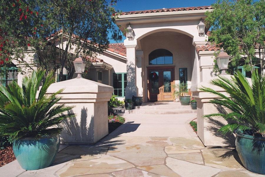 Santa Barbara Style Estate - Nipomo, CA