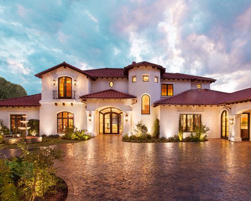 Best Santa Barbara Style Design Ideas Amp Remodel Pictures
