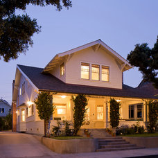 Craftsman Exterior by Evens Architects