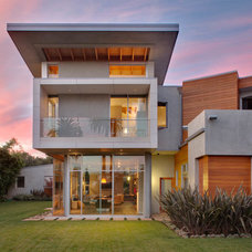 Contemporary Exterior by Enclosures Architects