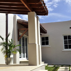 Mediterranean Exterior by FORMGROUP, Inc.