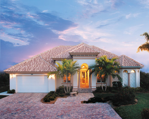 Sater Design Collection 39 S 6758 Toscana Home Plan