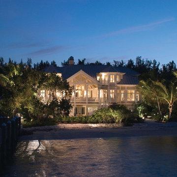 "Sater Group's ""Seabrook"" Custom Home Design.."