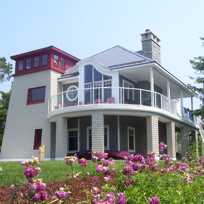 Exterior Photos Nautical Decor Design, Pictures, Remodel, Decor ...