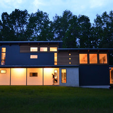 Contemporary Exterior by Sullivan Building & Design Group