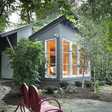 Contemporary Exterior by Design Build Team Inc