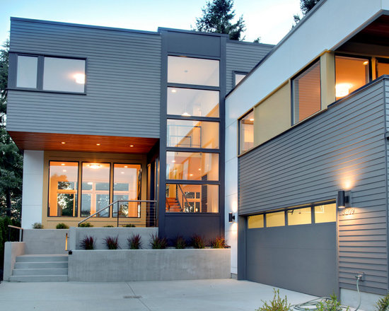 Modern Home Exterior Siding contemporary siding exterior home design ideas, remodels & photos