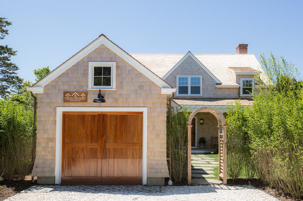 Traditional Exterior by Cheney Brothers Building & Renovation LLC