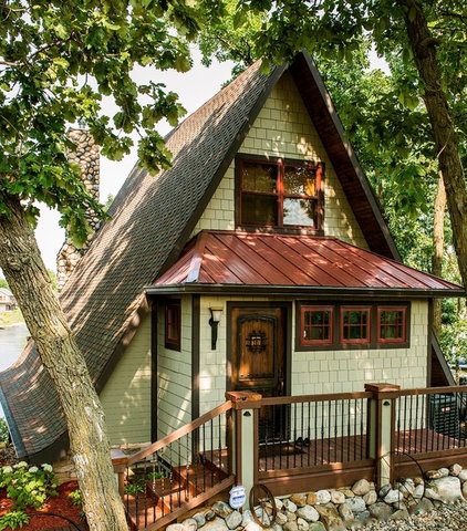 Traditional Exterior by Scott's Creative Home