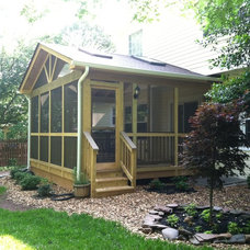 Traditional Exterior by Rendon Remodeling & Design, LLC