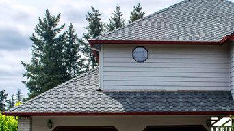 SE Vancouver Designer Shingle Roof