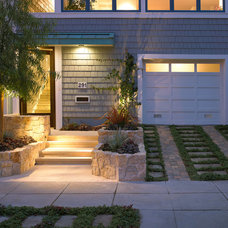 Traditional Exterior by Arterra LLP Landscape Architects