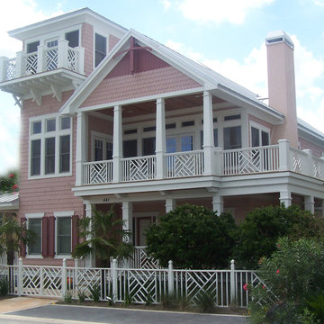 Sea Colony The Pink House