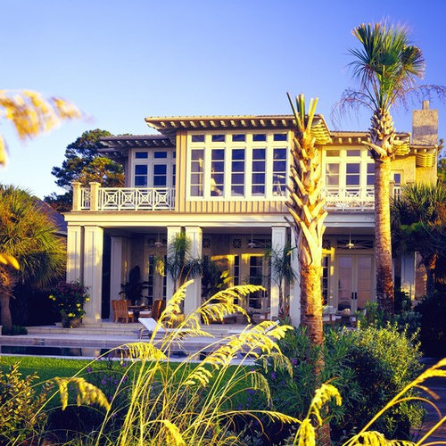 Asian Style House Plans Tropical | Houzz
