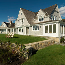 Traditional Exterior by Hart Associates Architects, Inc.