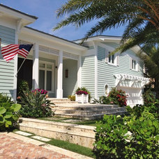 Traditional Exterior by tuthill architecture
