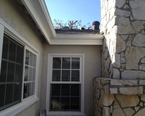 Seamless 5 Inch K Style Gutters And Downspouts In Long Beach