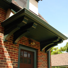 Traditional Exterior by One Room at a Time, Inc.