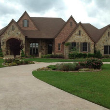 Traditional Exterior by Sean Knight Custom Homes