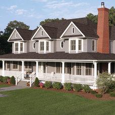 Contemporary Exterior Sears Home Services