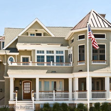 Traditional Exterior by Monetti Custom Homes