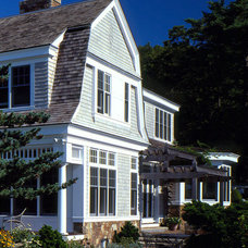 Traditional Exterior by OLSON LEWIS + Architects