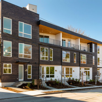 Seattle All Electric Townhomes