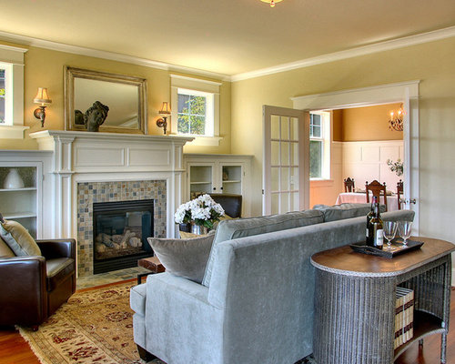 Tile Fireplace Mantel Ideas, Pictures, Remodel And Decor