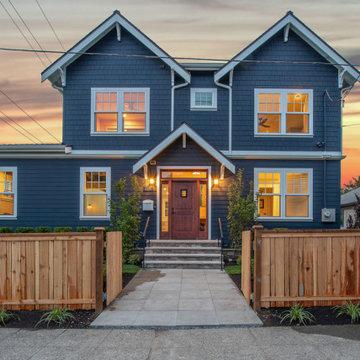 Seattle Custom Home 1